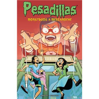 Pesadillas: monstruos a medianoche