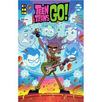 Teen Titans Go! Núm 22