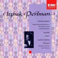 Conciertos de violín nº 4 y 5