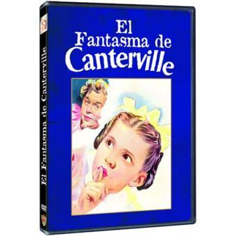 El fantasma de Canterville - DVD