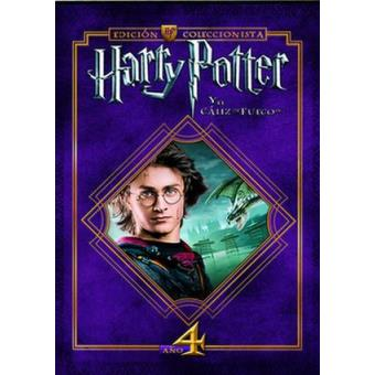 Harry PotterHarry Potter y el cáliz de fuego. Ed. especial - DVD
