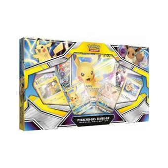 Pikachu & Eevee GX Collection