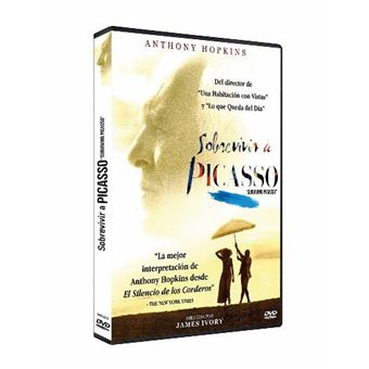 Sobrevivir a Picasso - DVD