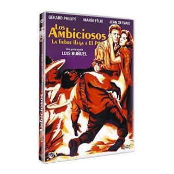 Los ambiciosos - DVD