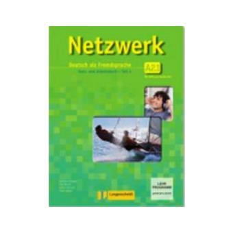 Netzwerk in Teilbänden - Kurs - und Arbeitsbuch A2 - Teil 1 mit 2 Audio CDs und DVD