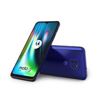 Motorola Moto G9 Play 6,5'' 64GB Azul
