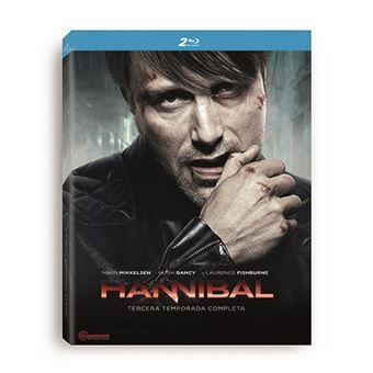 Hannibal - Temporada 3 - Blu-Ray