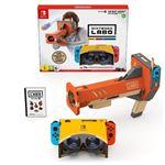 Labo: kit de VR – Set básico con desintegrador - Nintendo Switch
