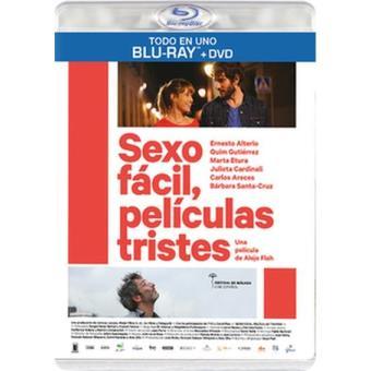 Sexo fácil, películas tristes - Blu-Ray + DVD