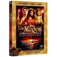 Los magos de Waverly Place: Vacaciones en el Caribe (Edición ampliada) - DVD