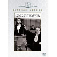 La dama en cuestión - DVD