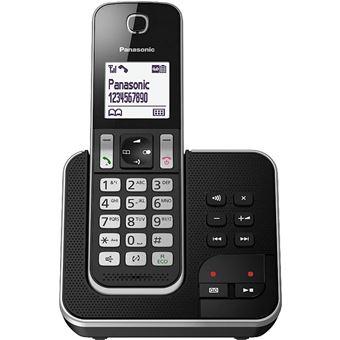 Teléfono inalámbrico Panasonic KX-TGD320