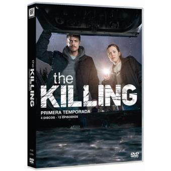 The Killing - Temporada 1 - DVD