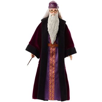 Muñeco Mattel FYM54 - Harry Potter Dumbledore