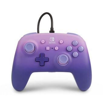 Mando Power A Fantasy Lila para Nintendo Switch