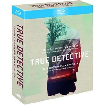 Pack True Detective - Blu-Ray, temporadas 1 y 2