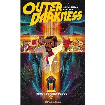 Outer Darkness nº 01