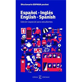 Diccionario pocket inglés