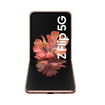Samsung Galaxy Z Flip 5G 6,7'' 256GB Bronce