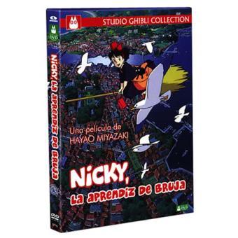 Nicky, la aprendiz de bruja - DVD
