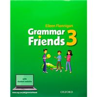 Grammar Friends 3 - Student Book