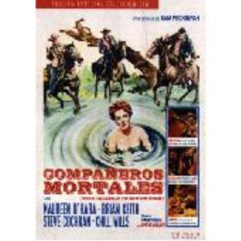 Compañeros mortales - DVD