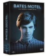 Bates Motel  Temporadas 1-5 - DVD