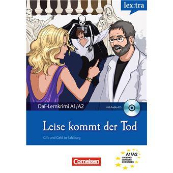 Lextra - Deutsch als Fremdsprache, A1-A2 - Leise kommt der Tod