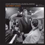 Louis arsmtrong and duke ellington-