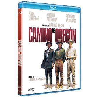 Camino de Oregón - Blu-Ray