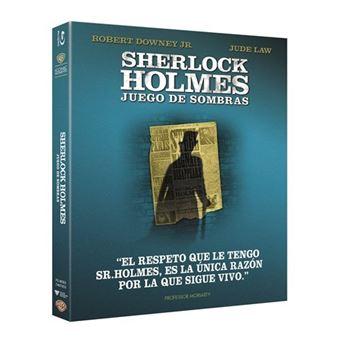 Sherlock Holmes: Juego de sombras - Ed Iconic - Blu-Ray