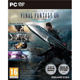 Final Fantasy XIV Shadowbringers Edición Completa PC
