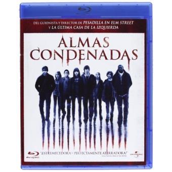 Almas condenadas - Blu-Ray
