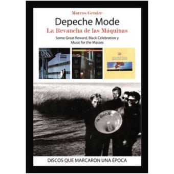 Depeche Mode La revancha de las máquinas