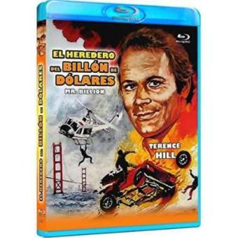 El heredero del billón de dólares - Blu-ray