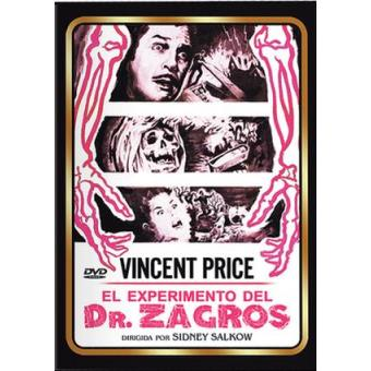 El experimento del Dr. Zagros - DVD