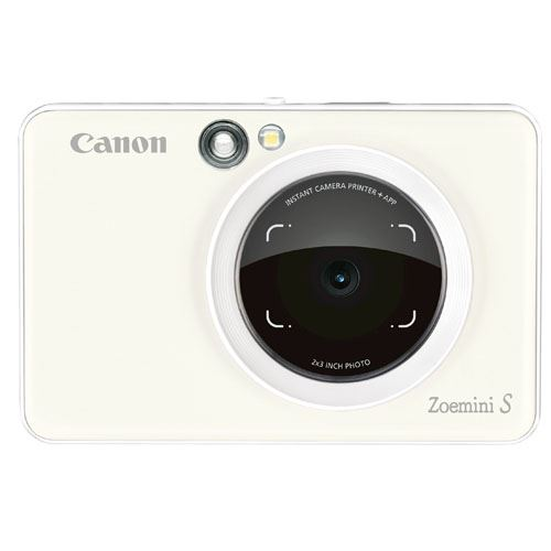 Cámara instantánea Canon Zoemini S Blanco