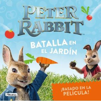 Peter Rabbit: Batalla en el jardín