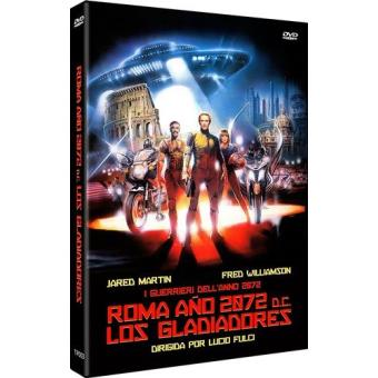 Roma, año 2072 DC. Los gladiadores (I Guerrieri dell'Anno 2072) - DVD