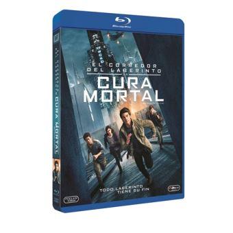 El corredor del laberinto 3 La cura mortal - Blu-Ray