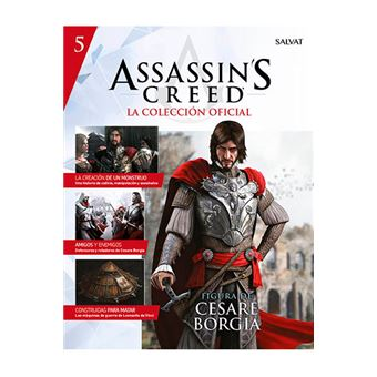 Assassin's creed - La colección oficial 5: Cesare Borgia