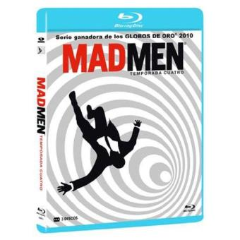 Mad MenMad Men - Temporada 4 - Blu-Ray
