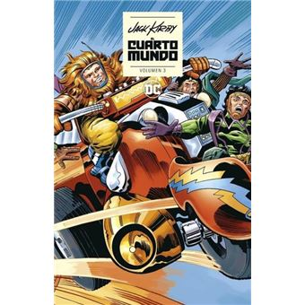 El Cuarto Mundo de Jack Kirby Vol 3 - 2ª Ed