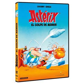 Astérix. El Golpe De Menhir - DVD