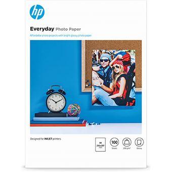 HP PAPEL FOTO 175GR. A4 100H-B