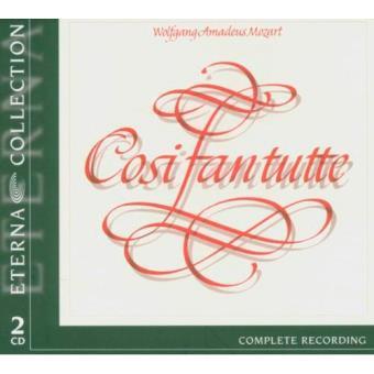 Mozart - Così Fan Tutte