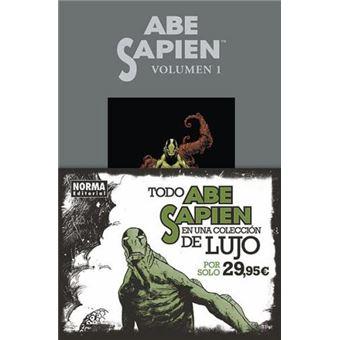 Abe Sapien Integral 01 (de 3)