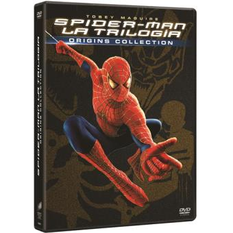 Pack Trilogía Spiderman - DVD