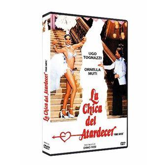 La chica del atardecer - DVD