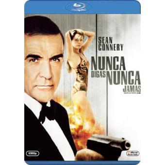 007 Nunca digas nunca jamás - Blu-Ray
